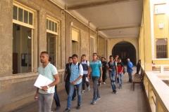 بدء العام الدراسي لقسم التعليم الثانوي الصناعي الايطالي