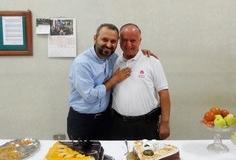 قداس احتفالي لتنصيب الاب سيمون مدير عام معهد دون بوسكو