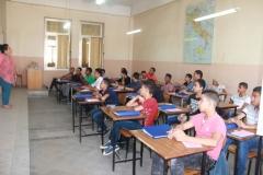 دورة اللغة الأيطالية للطلبة الجدد بالقسم الثانوي الصناعي الايطالي للعام الدراسي الجديد 2018-2019