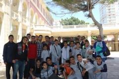 الدوري الكروي بين مدارس الامانه العامه للمدارس الكاثوليكيه