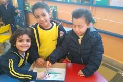 أنشطة الأطفال اليوم فى نافذة متعدد التخصصات