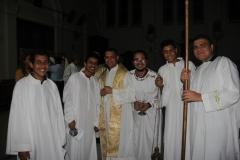 القداس الاحتفالي بعيد العذراء مريم ام المعونة