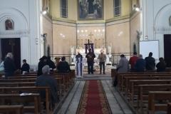 درب الصليب بكنيسة القديس يوحنا بوسكو بالاسكندرية