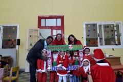 مظاهر استقبال طلبة قسم التعليم الأساسي بالعام الميلادي الجديد2019