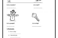 Revision Timeمراحعه اللغه الانجليزيه للصف الثاني الابتدائي
